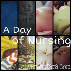 A Day of Nursing | oliverandtara.com