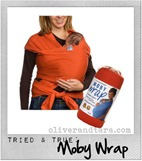 Babywearing Series - Week ONE | Oliverandtara.com