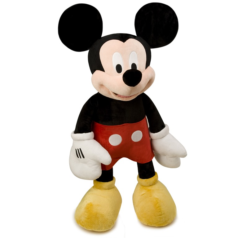 Mickey Mouse Toys : Mickey plush disney baby photo dcp