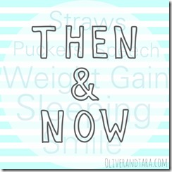Then and Now: Post Lip Tie Tongue Tie Frenectomy | http://www.oliverandtara.com