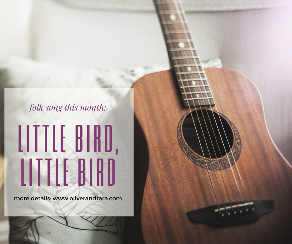 Unit Study: Birds - Folk song of the month! | www.oliverandtara.com