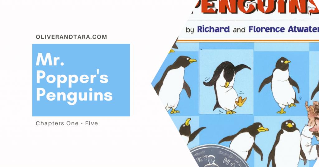 Mr. Popper's Penguins: Chapters 1-5